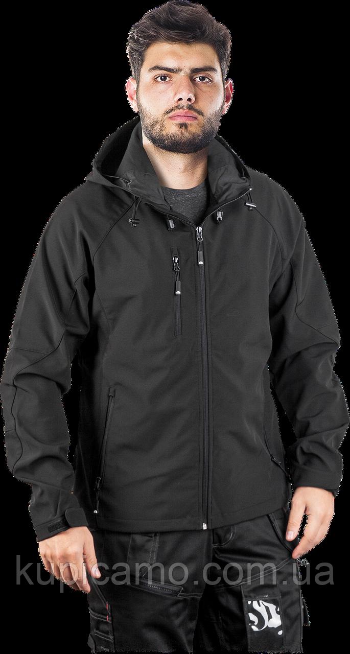 Защитная куртка из материала SOFTSHELL