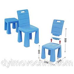 Дитячий стілець-табурет 04690/1 DOLONI-TOYS