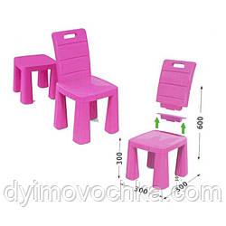 Дитячий стілець-табурет 04690/3 DOLONI-TOYS