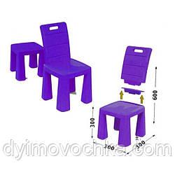 Детский стул-табурет 04690/4 DOLONI-TOYS