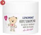 Крем с ОКИСЬЮ ЦИНКА-защита кожи под подгузником для детей и младенцев LINOMAG® для сухой, чувствительной и аллергичной кожи с рождения 50 мл, фото 2