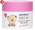 Крем защитный для ухода за кожей детей и младенцев LINOMAG® Bobo A+E для сухой, чувствительной и аллергичной кожи с рождения 50 мл, фото 3