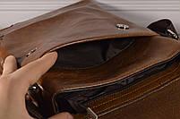Сумка через плечо Polo 776-1 (удобная и вместительная), фото 6