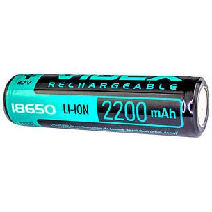 Аккумулятор VidexLi-ion 18650-R, 2200 mAh, c защитой блистер 1 шт *3011012954 [1990], фото 2