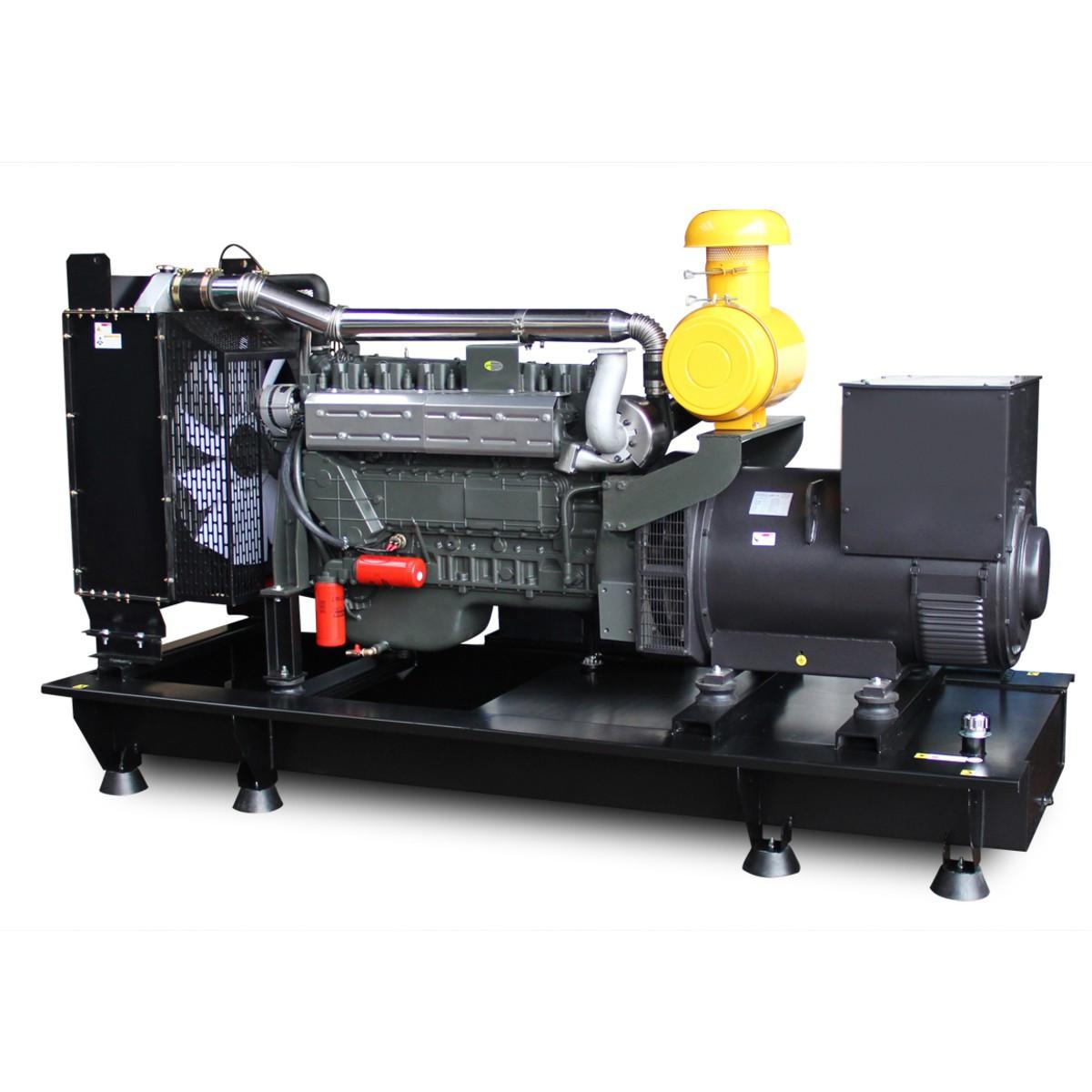 Трьохфазний дизельний генератор AyPower AYR150 (120 кВт)
