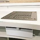 Teri Turbo встраиваемая в стол маникюрная вытяжка с HEPA фильтром, фото 3