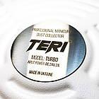 Teri Turbo встраиваемая в стол маникюрная вытяжка с HEPA фильтром, фото 4