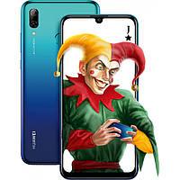Смартфон HUAWEI P smart 2019 3/64GB Aurora Blue (51093WYG), фото 1