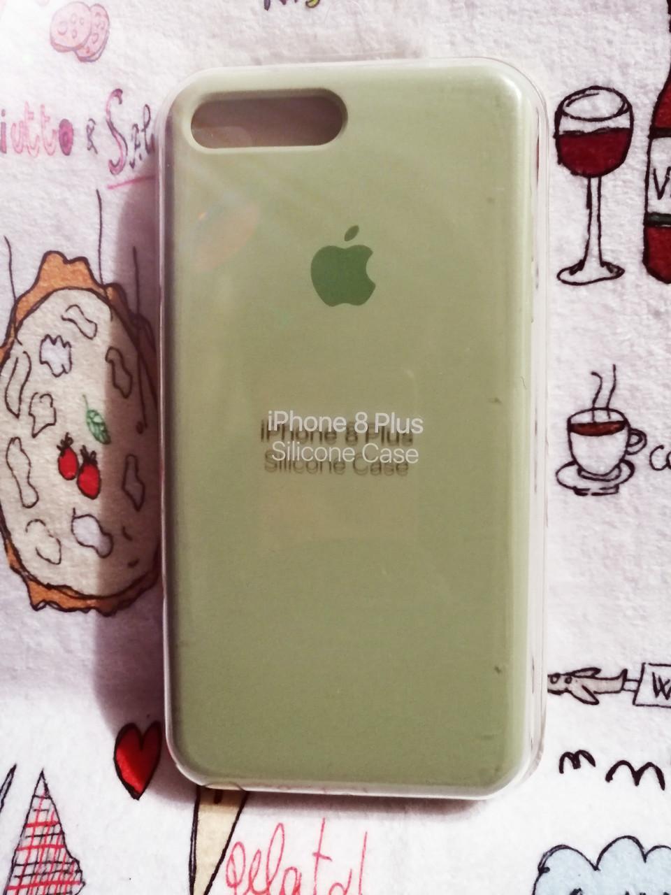 Силиконовый чехол для Айфон 7 Plus / 8 Plus  Silicon Case Iphone 7+ / 8+ в защищенном боксе - Color 31