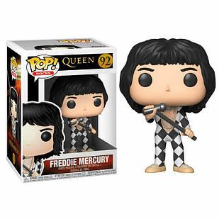 Фигурка Funko Pop Фанко ПопКвин Фредди МеркьюриQueen Freddie Mercury10см Q FM 92