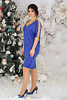 Платье нарядное  в расцветках 38805, фото 1