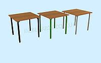 Стол для столовых квадратный