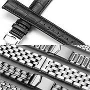 Браслети і ремінці для наручних годинників