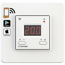 Терморегулятор для теплого пола terneo ax (Wi-Fi), белый
