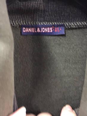 Кофта бобка чоловіча на флісі Daniel Jones, фото 2