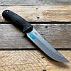 Нож Кизляр Минога серый (эластрон) AUS-8 сталь, фото 3
