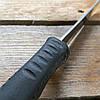 Нож Кизляр Минога серый (эластрон) AUS-8 сталь, фото 5