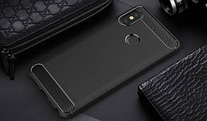 Чехол Carbon Armor для Xiaomi Mi A2 / Mi 6X, фото 2
