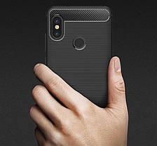 Чехол Carbon Armor для Xiaomi Mi A2 / Mi 6X, фото 3