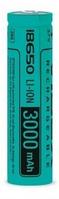 Аккумулятор Videx 18650 3000 mAh без защиты (1шт)