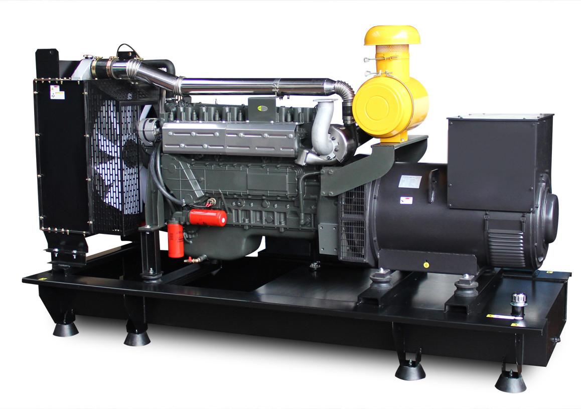 Трьохфазний дизельний генератор AyPower AYR165 (132 кВт)