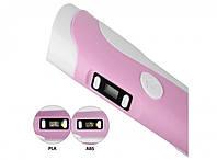 3D-ручка c LCD дисплеем Good Idea 3D Pen 2 Розовая