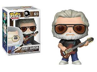 Фигурка Funko Pop Фанко Поп Рок Джерри Гарсия Rocks Jerry Garcia 10 см R JG 61