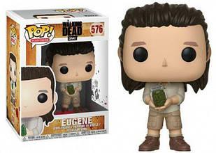 Фигурка Funko Pop Фанко Поп Ходячие мертвецы Евген Walking Dead Eugene 10 см WD E 576