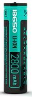 Акумулятор Videx 18650 2800mAh з захистом, фото 1