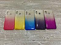 TPU чехол Gradient для Samsung Galaxy A20 (5 цветов)