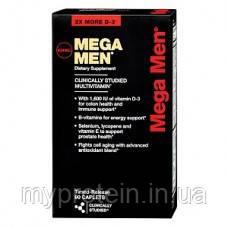 GNC Мужские витамины и минералы  Мега мен Mega Men (180 caps)
