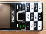 Мобильный телефон Nokia на 3 сим Q008 c TV, фото 3