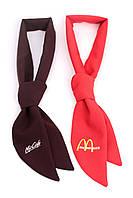 Повязка корпоративная на шею с логотипом