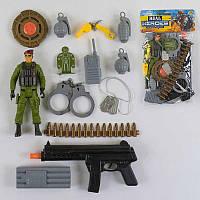 Игровой набор Спецназ с аксессуарами - 182864