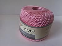 Ярнарт Виолет розово-персиковый