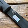Нож охотничий Кизляр Таран (эластрон) черный (AUS-8 сталь), фото 5