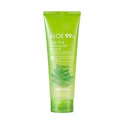 Успокаивающий увлажняющий гель алоэ Tony Moly Aloe 99% Chok Chok soothing gel