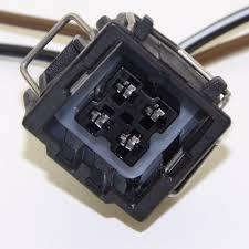 Разьем 4-х контактний датчика температури радіатора Ауді,Фольксваген, фото 3