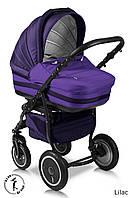 Детская универсальная коляска 2 в 1 Ajax Sonet Lilac