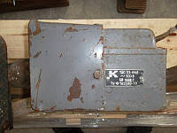 Педаль станочная ТИП ПЭ-1МУ3, фото 1