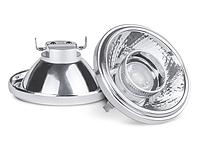 Лампа AR111 перетворює галогенний світильник в економний світлодіодний