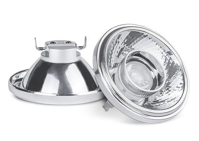 Лампа AR111 превращает галогенный светильник в экономный светодиодный