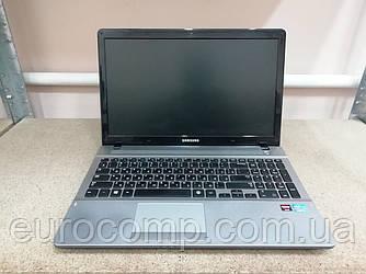 Мощный ноутбук для офиса, дома и игр Samsung NP-300E5V 15'' (i3-3120,4GB,AMD8570M,SSD128GB)
