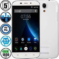 Смартфон Doogee Y100X (1/8GB) White + Подарок Стартовый пакет