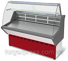 Витрина холодильная среднетемпературная ВХС-1,5 Нова (0....+7)