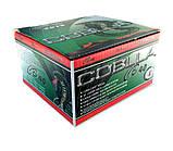 Катушка для спиннинга Coblla340 (3 bb подшипник) задний фрикцион, фото 3
