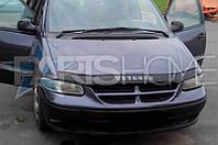 Дефлектор Капота Мухобойка Chrysler Voyager 1996-2001