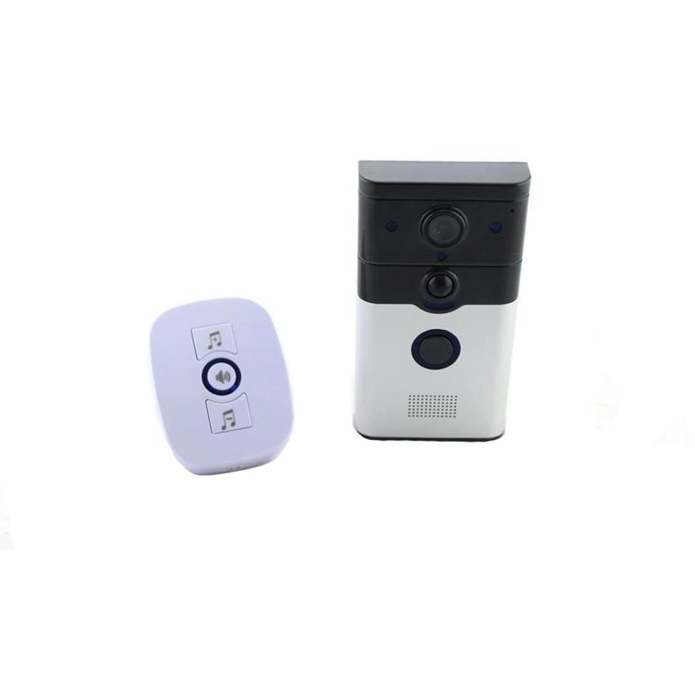 Домофон SMART DOORBELL wifi CAD 720P + ПОДАРОК: Настенный Фонарик с регулятором BL-8772A