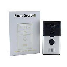 Домофон SMART DOORBELL wifi CAD 720P + ПОДАРОК: Настенный Фонарик с регулятором BL-8772A, фото 2