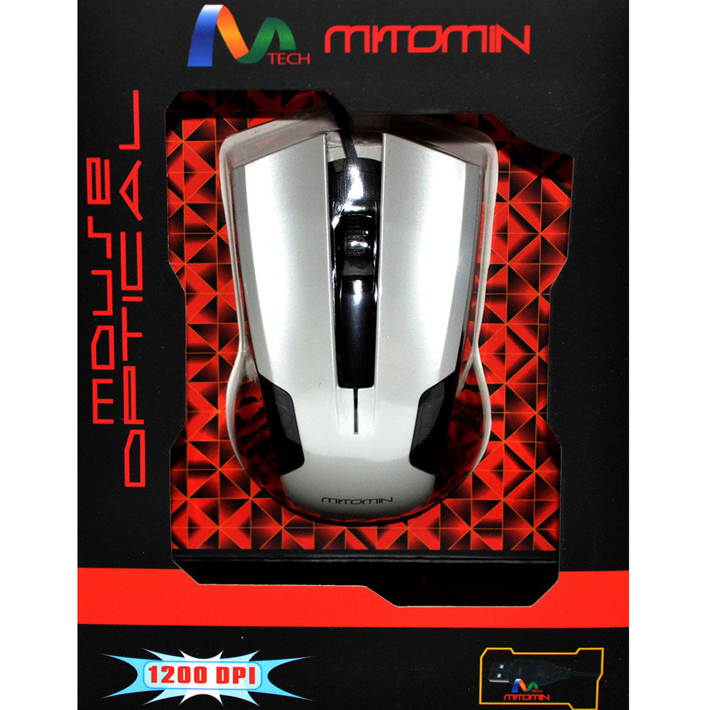 Игровая Компьютерная проводная мышка MA-MTC36